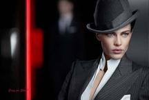 Dandizettes  / Ladies in suits - female dandies