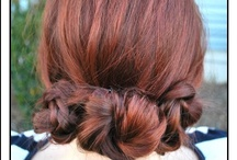 Hair / by Amanda Chilcote