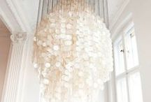 Interesting Lighting / by Hawlie Ohe | FabHousewife Blog