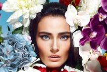Femme Florale  / Women and flowers, floral prints <3