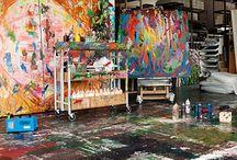 >>--studio--<< / Arlington Artworks is getting a new studio!  / by a  l e  x