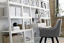 Home Offices / Whether you work from home or need a desk for the kids to do their homework, we have the perfect office furniture for your space and style.
