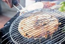 Grill and BBQ Recipes / It's time to fire up the grill! Check out some of our favorite recipes for outdoor dining. / by Crate and Barrel