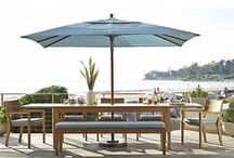Outdoor Dining and Entertaining by Crate and Barrel / by Crate and Barrel