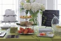 Wedding/Reception Ideas / by Crate and Barrel