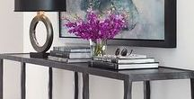 Entryways / Make a great first impression with entryway furniture that's in style and on-budget.