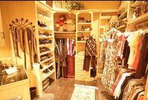 Dream Home: Closets