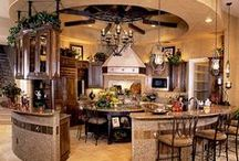 Dream Home: Kitchens / by Jaclyn Lorimer