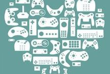 videogames! / all things related to videogames :D / by Danielle Francisco
