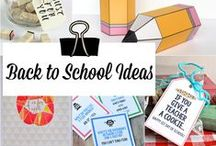 Back to School 2014 / Start school smart with these back to school ideas! / by Arbonne