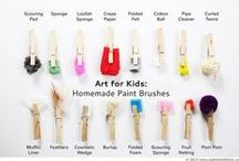 Tools for Creative Play / Play is so important, for both kids and adults!