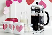 Valentine's Day / Love Valentine's Day? Here are our must-haves for a romantic date night. / by Crate and Barrel