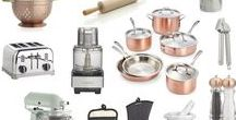 Wedding and Registry Inspiration / Crafting your wedding gift registry? Here are the must-haves.