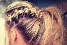 Hair / by Anna Dyck