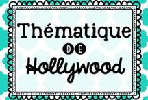 Thématique de Hollywood / by Karine Deschatelets