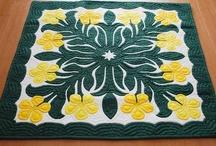 Quilts - Hawaiian / by Karen Johnson