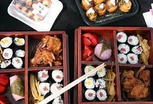 Japanese & Korean Eats / by A Little Yumminess