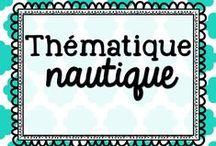 Thématique nautique