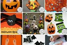 Fall Crafts & Learning for Kids