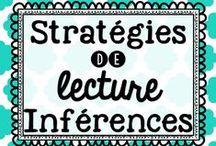 Stratégies en lecture - Les inférences / Images et vidéos pour les inférences