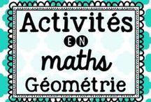 Mathématique: géométrie