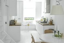 Inspiration and DIY Kitchen Decor / Different idea's to spruce up or remodel your kitchen. / by Maggies Mentions
