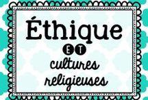 Éthique et cultures religieuses