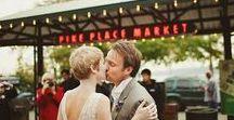 Pike Place Market Wedding - Seattle