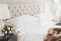 bedrooms. / Interior design, bedrooms, dream home