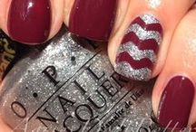 BLING NAILS / Even southern girls love to look pretty