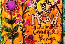 Art Journal / by Melissa Hines