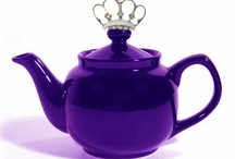 Teapots / by Pat Ito
