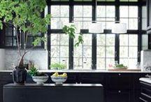 kitchens. / Interior design, classic kitchens, dream home