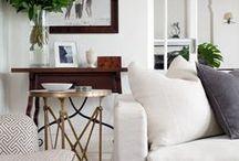living rooms. / Interior design, high end, dream home, living room