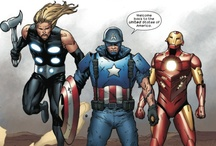 Comics / Check out these awesome panels from the Marvel Universe! / by Marvel Entertainment