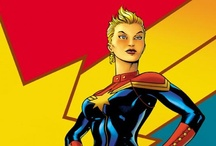 Captain Marvel / by Marvel Entertainment