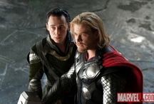 Loki / I am Loki of Asgard and I am burdened with glorious purpose.  / by Marvel Entertainment