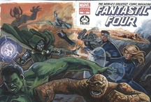 Hero Initiative: The Fantastic Four 100 / by Marvel Entertainment