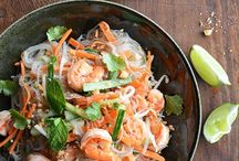 Delicious Food / Glorious food oh glorious food!  / by Monica Hamilton