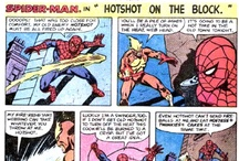 Vintage Marvel Ads / Check out some of these vintage ads from classic Marvel comics!