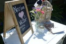 Wedding Of Noriza & Victor / Noriza & Victor chose our vintage wares for their ceremony & reception at Gilgarra Retreat.