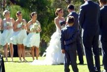 Wedding Of Kristy & Joel / A Vintage Wedding at Matisse Estate,Margaret River WA.