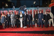 Marvel's Iron Man 3 Red Carpet World Premiere / Watch live from California now! http://marvel.com/ironman3live
