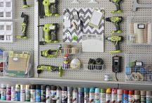 Garages and Workrooms