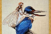 Fairy Cross Stitch / by Stitch and Frog Cross Stitch