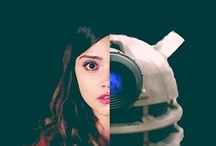 The Impossible Girl / Clara Oswin Oswald, the Impossible Girl, souffle girl, companion to the Eleventh Doctor #DoctorWho #Clara || Check out my other boards for Nine, Ten, Eleven, more Companions, and general Doctor Who awesomeness.