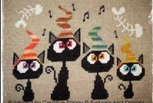 Carriage House Samplings / by Stitch and Frog Cross Stitch