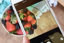 Instagram Info / Lot's of tips and infographics on using instagram for your social media marketing.
