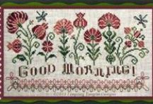 New cross stitch for August 2013 / by Stitch and Frog Cross Stitch