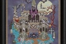 New Cross Stitch for September 2013 / by Stitch and Frog Cross Stitch